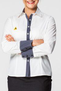Koszula damska biznesowa DKK 1012