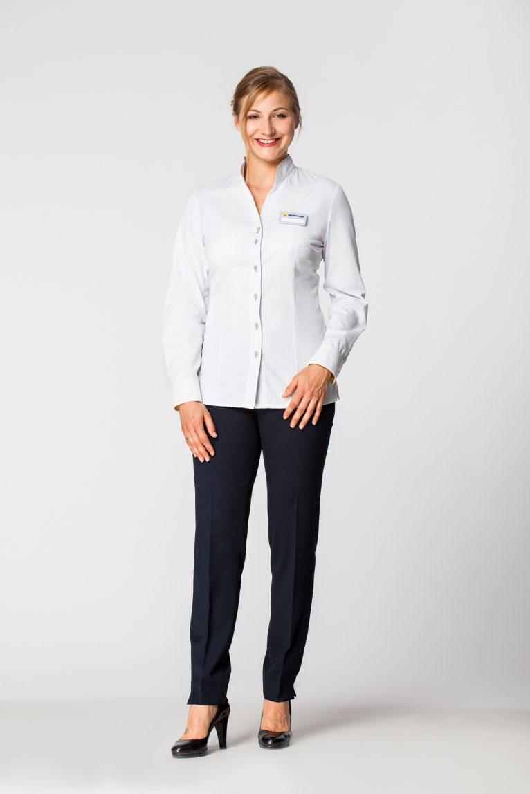 Koszula damska biznesowa DKS 1103