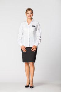 Koszula damska biznesowa DKKD 1001