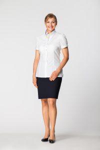 Koszula damska biznesowa DKK 1004