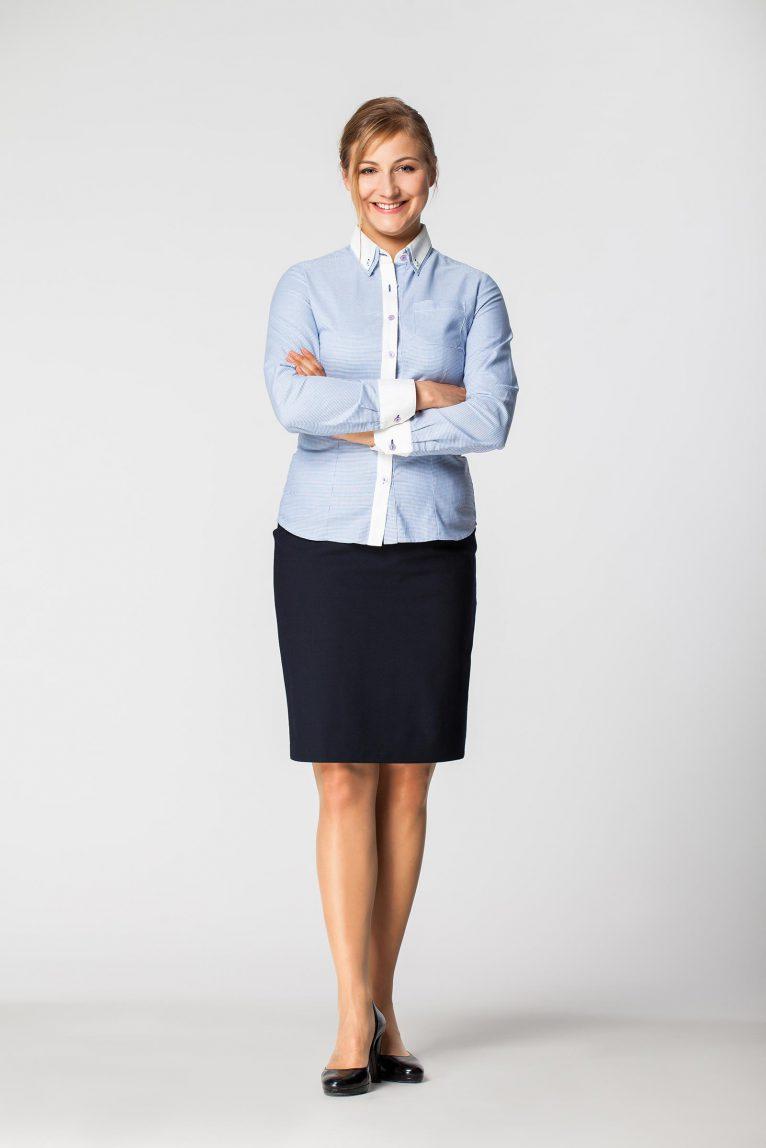 Koszula damska biznesowa DKK 1005