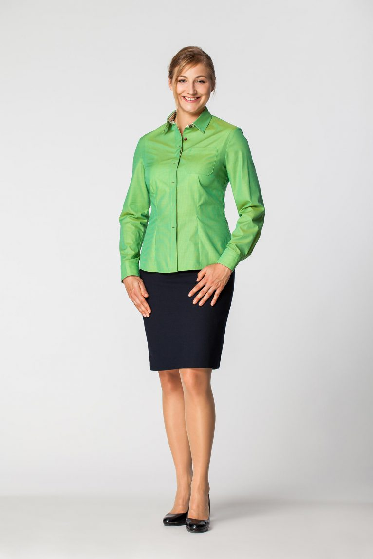 Koszula damska biznesowa DKK 1006