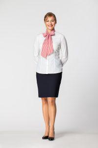 Koszula damska biznesowa DKK 1008
