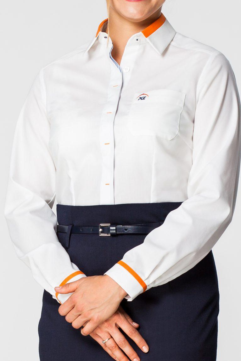 Koszula damska biznesowa DKK 1010