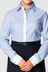 Koszula damska biznesowa DKK 1011