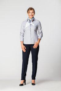 Koszula damska biznesowa DKK 1013