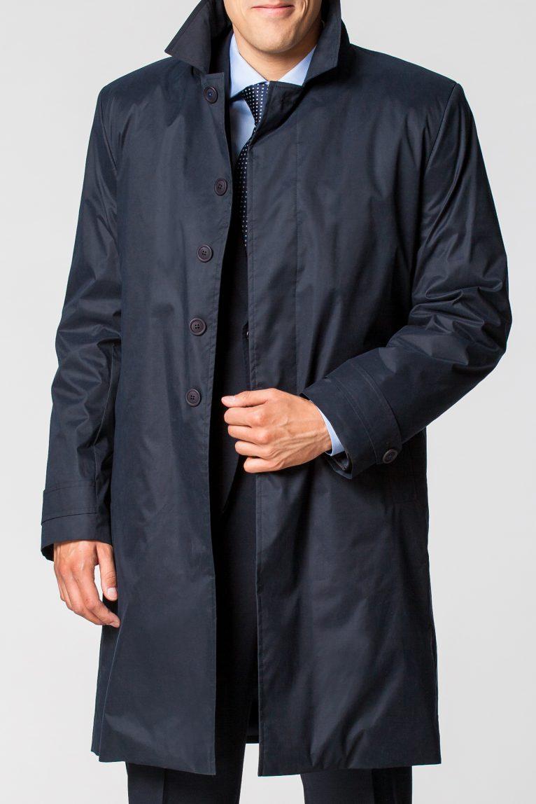 Płaszcz męski ocieplany MP 3001