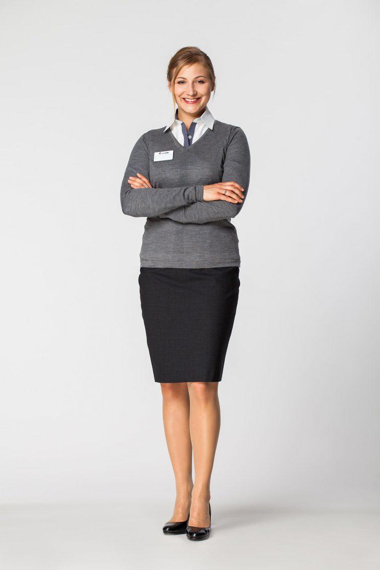 Pulower damski spodnica DPV 1601