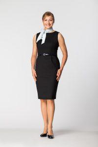 Sukienka damska DSU 2202