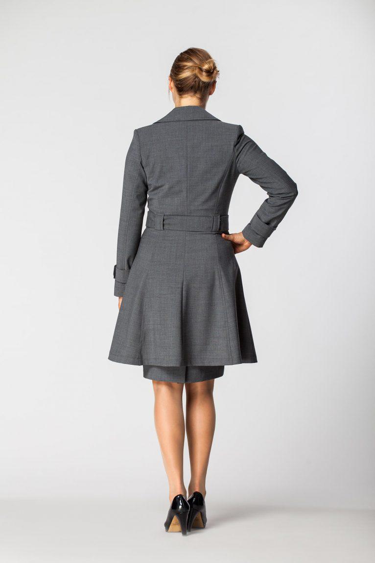 Żakiet damski służbowy spódnica DZK 1214