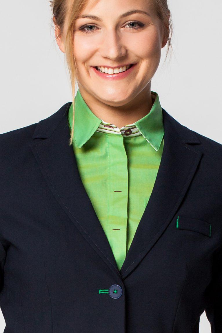 Żakiet damski służbowy spódnica DZK 1220