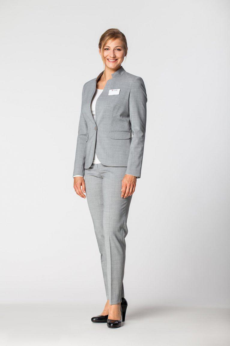 Żakiet damski służbowy spodnie DZK 1210