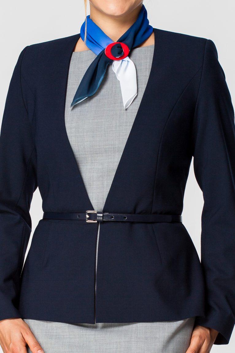 Żakiet damski służbowy sukienka DZK 1209